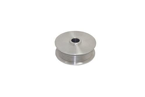 CHEVY SB Alternator Serpentine Pulley  4 3/8