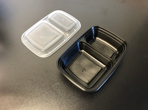 L Box - 2 Compartment; 150 Combo Set
