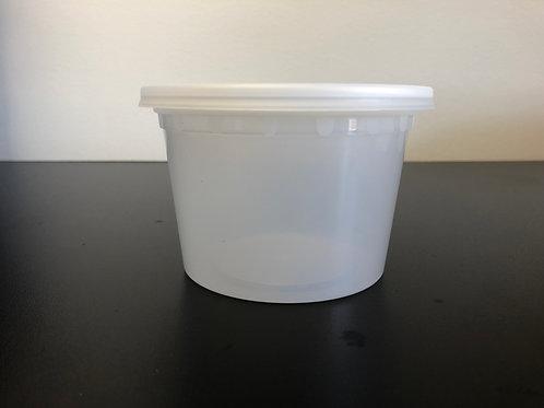 Round Soup/Deli Container