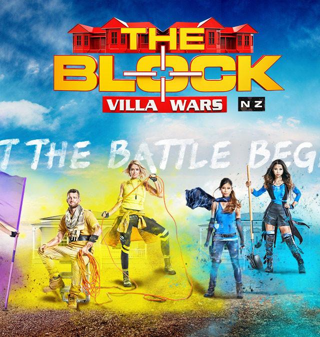 The Block Villa Wars