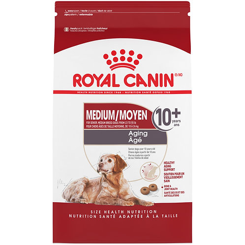 Royal Canin Moyen Chien Âgé 12+