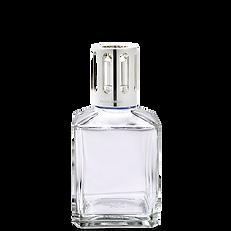 Coffret lampe Berger Essentielle carrée avec recharges Neutre essentiel et Vent