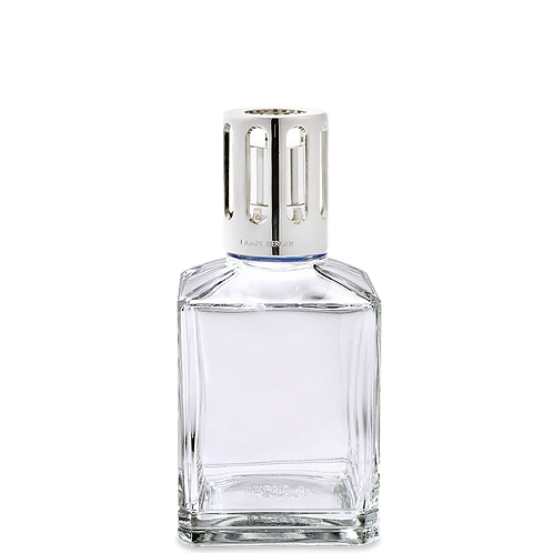 Coffret lampe Berger Essentielle carrée avec recharges Neutre essentiel et Vent d'océan