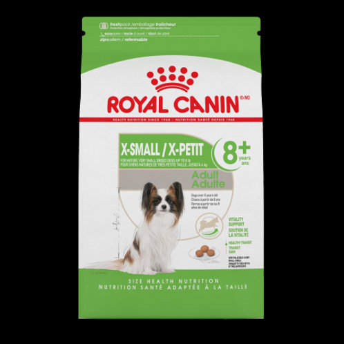 Royal Canin X-Small 8+