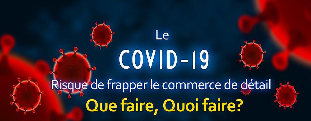 Coronavirus, solution aux commerces de détail
