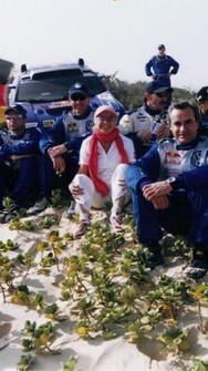 Carlos Sainz Rallye Paris-Dakar