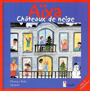 AIXA 2 livre jeunesse PIROULI