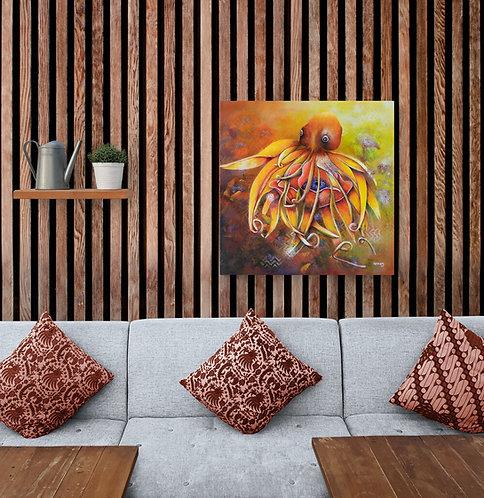 Mokup Guet Apen Artiste Anne Savard