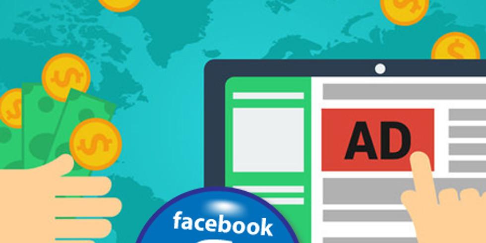 Attirez vos prospects par la pub Facebook (3h+3h+3h)