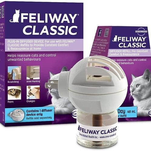 Diffuseur pour calmer le chat FELIWAY