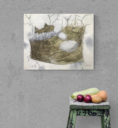 Mokup Végétalisation - C.Gagnon art figuratif