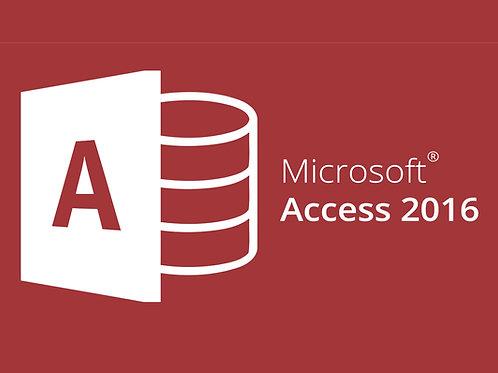 Cours Access 2016 - 2019 à télécharger