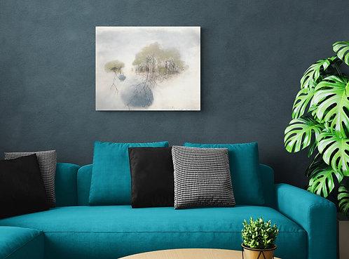 Mokup Partage - C.Gagnon art abstrait