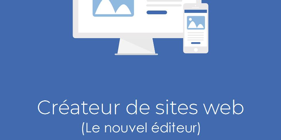 Créer son site web avec votresite.ca