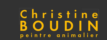 Christine Boudin peintre animalière