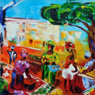 Artiste peintre Joce