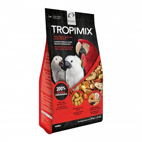 Nourriture Tropimix pour grands perroquets