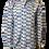 Chemise R2 manches longues semi-ajustée Beatles