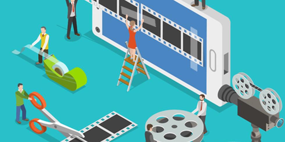 Créez, monter et publier une vidéo pour le web (4h)