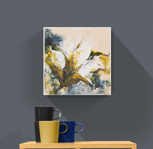 Mokup Calme - P.Bouchard Artiste peintre