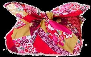 Emballage en tissu recyclé furoshikicyl