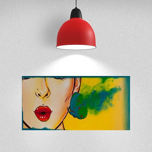 Mokup Ho - M.Roy artiste peintre art pop