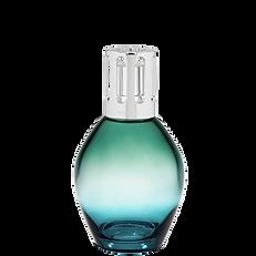 La lampe Berger Ovale bleue