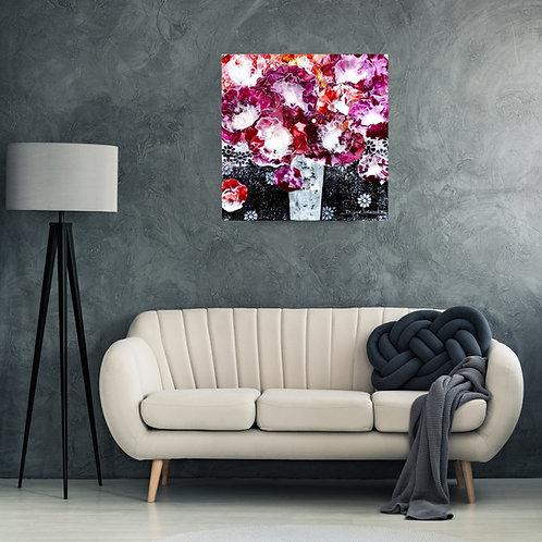 Mokup Passion - D. Lacombe Artiste peintre
