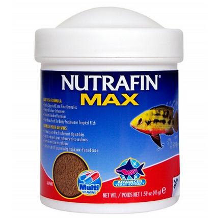 Formule Nutrafin Max pour alevins tropicaux d'eau douce