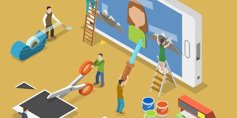 Créez des visuels pour votre média Web (4h)