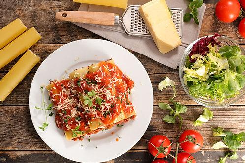Cannelloni gratiné