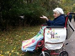 promenade Loisirs pour personnes âgées Montréal Rive-Sud