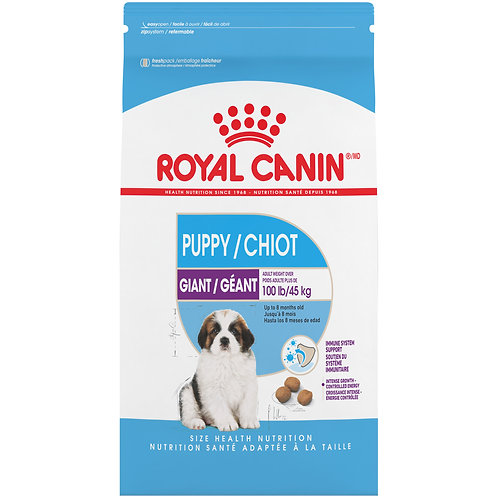 Royal Canin Giant Chiot