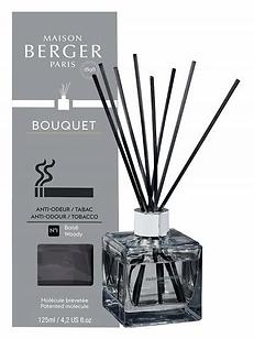 Bouquet boisé anti-tabac lampe berger