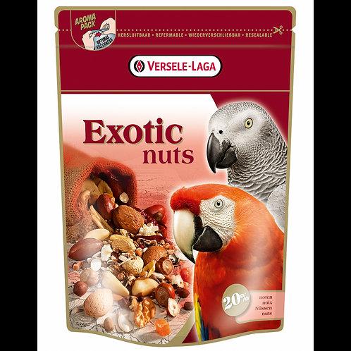 Meélange Exotic Nuts pour oiseaux Versele Laga