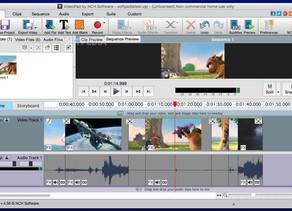 Montage vidéo avec Vidéopad