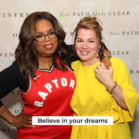 Aro et Oprah winfrey