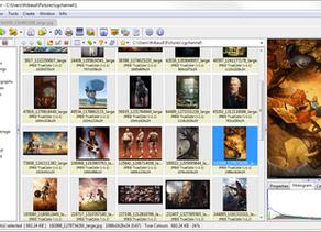 Traiter des fichiers d'images en lot