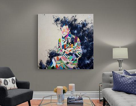 Mokup Francis - Charles Alexis artiste peintre