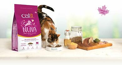 Catit Nuna Kitchen alimentation chat