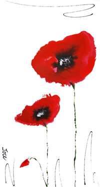 Artiste Peintre Joce - Collection Fleurs