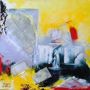 Joce artiste peintre - Art abstrait