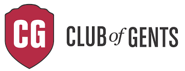 veston homme club of gents
