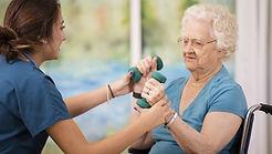 personnes âgées dépendante