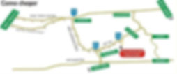 mapa ilustrativo - Cachoeira Grande