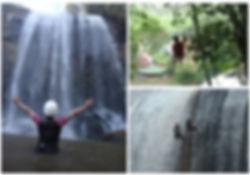 Esportes de Aventura - Cachoeira Grande Lagoiha