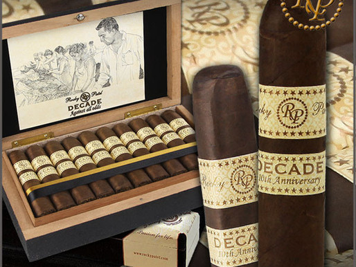 Review: Rocky Patel Decade