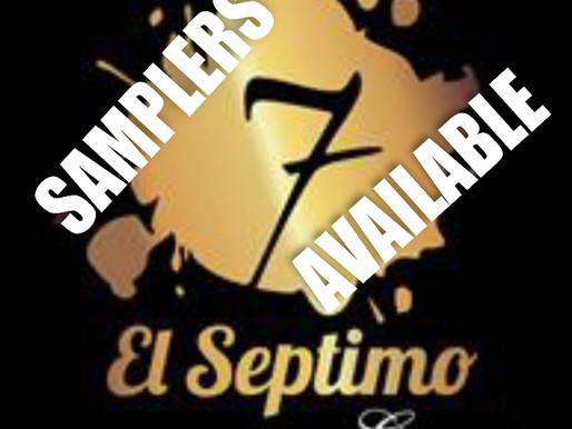 Sampler Packs Newly Added To El Septimo Line
