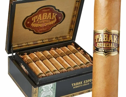 Review: Tabak Especial Dulce
