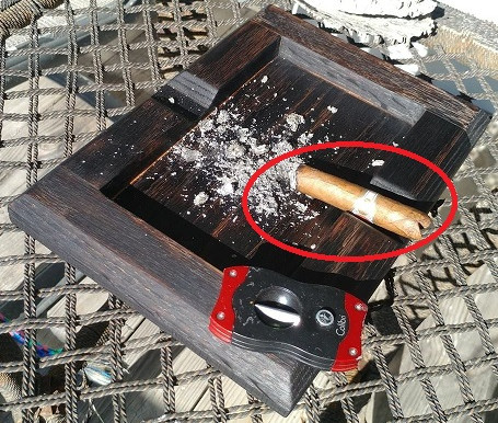 Pro Tip: How To Relight A Cigar